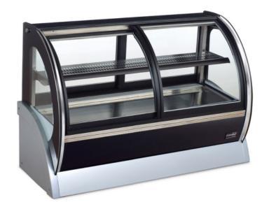 前后趟门台式蛋糕展示冷柜MK.S530ABF/MK.S540ABF/MK.S550ABF